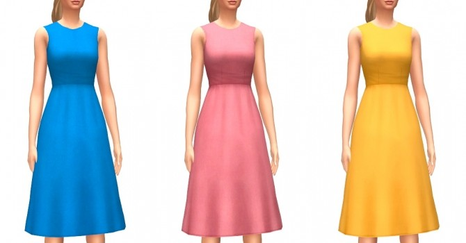 Day Time Dresses at Marvin Sims image 1507 670x350 Sims 4 Updates