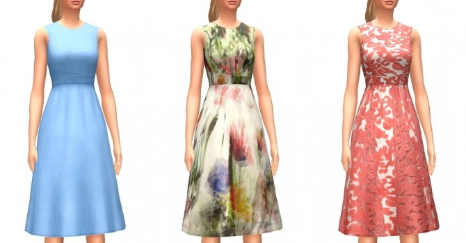 Day Time Dresses at Marvin Sims image 15110 670x350 Sims 4 Updates