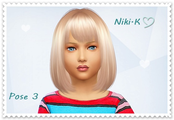 Sims 4 First pose gallery pack 4 at Niki.K Sims