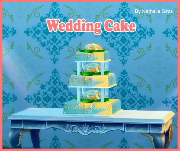 how to cook wedding cake sims 4 cake 187 sims 4 updates 187 best ts4 cc downloads 15608