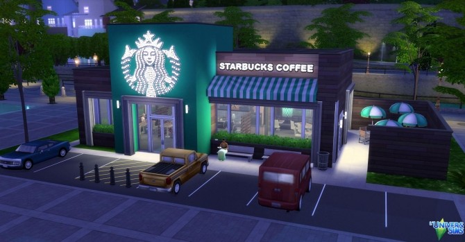 starbucks coffee by audrcami at l u2019universims  u00bb sims 4 updates 3 bedroom new build houses kent 3 bedroom new build houses burton on trent