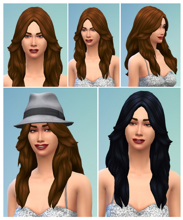 Sunwave Hair at Birksches Sims Blog image 15913 Sims 4 Updates