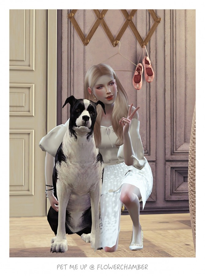 PET ME UP Poses Sets at Flower Chamber image 1641 670x903 Sims 4 Updates