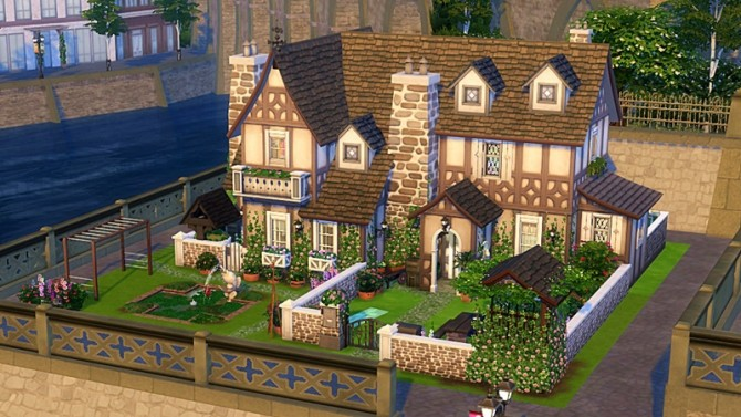 After an Hard Start cottage at Hafuhgas Sims Geschichten image 1685 670x377 Sims 4 Updates