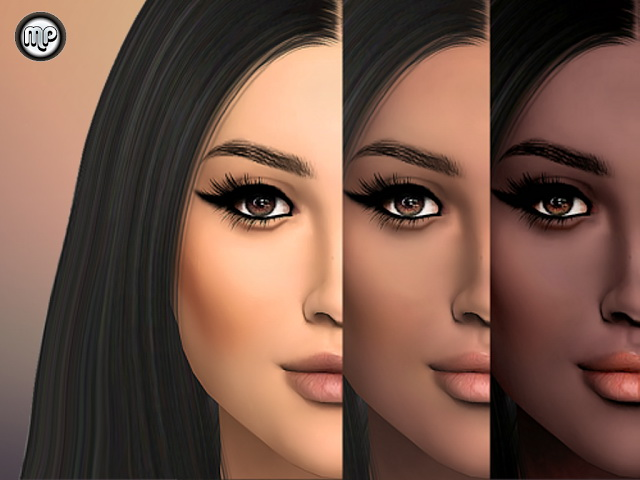 MP Eye Bag Effect N1 at BTB Sims – MartyP image 1768 Sims 4 Updates