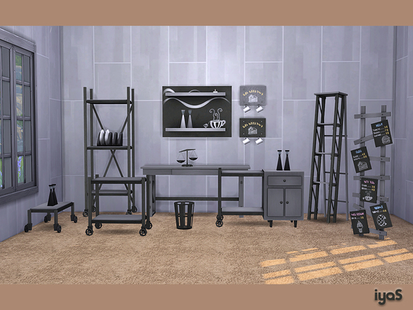 Business Essentials by soloriya at TSR image 1770 Sims 4 Updates