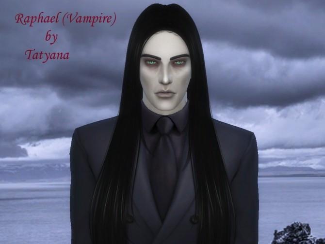 Sims 4 Raphael vampire at Tatyana Name