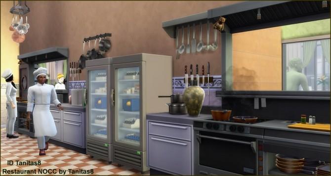 Restaurant NOCC at Tanitas8 Sims image 1843 670x356 Sims 4 Updates