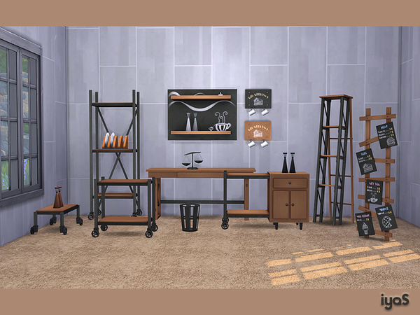 Business Essentials by soloriya at TSR image 1850 Sims 4 Updates