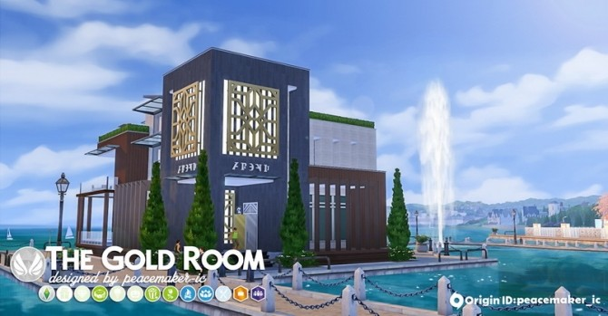 Windenburg Makeover Community Lot Dump at Simsational Designs image 1879 670x349 Sims 4 Updates
