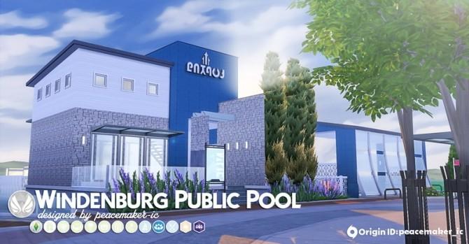 Windenburg Makeover Community Lot Dump at Simsational Designs image 1909 670x349 Sims 4 Updates
