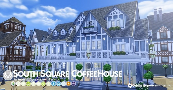 Windenburg Makeover Community Lot Dump at Simsational Designs image 19213 670x349 Sims 4 Updates