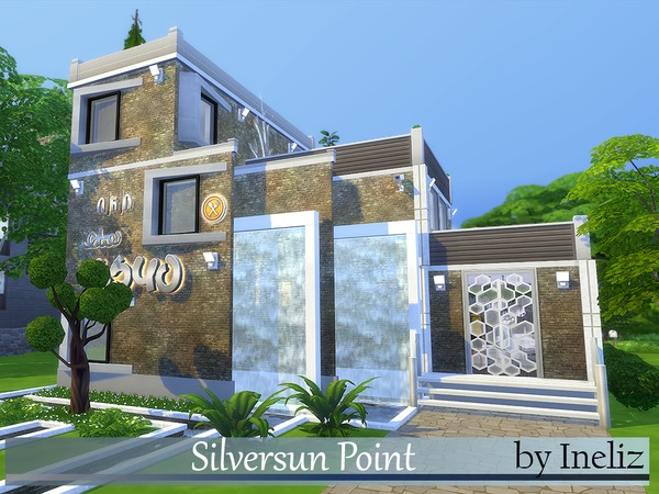 Silversun Point by Ineliz at TSR image 1939 Sims 4 Updates