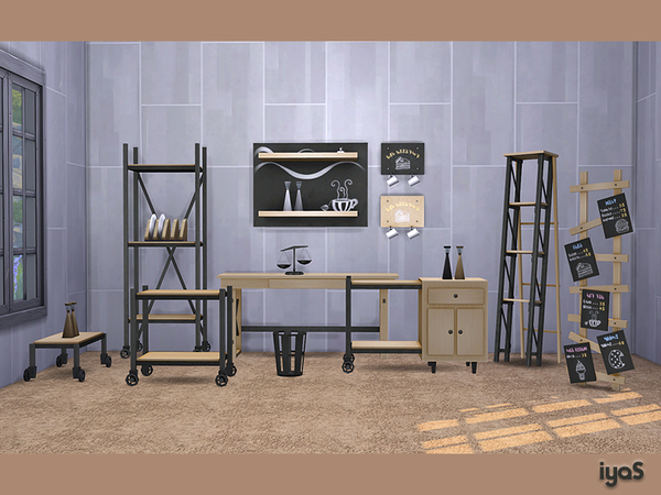 Business Essentials by soloriya at TSR image 1949 Sims 4 Updates
