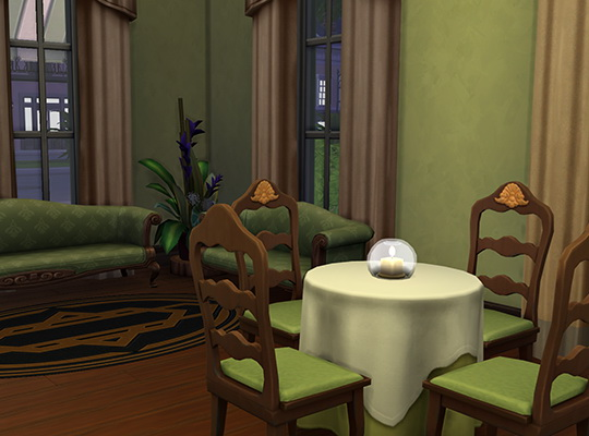 Tiana's Palace Restaurant at W Sims image 1994 Sims 4 Updates
