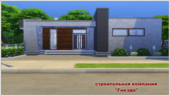 Tronic home at Sims by Mulena image 218 670x380 Sims 4 Updates