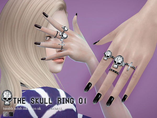 Ring N01 by S Club LL at TSR image 22 Sims 4 Updates