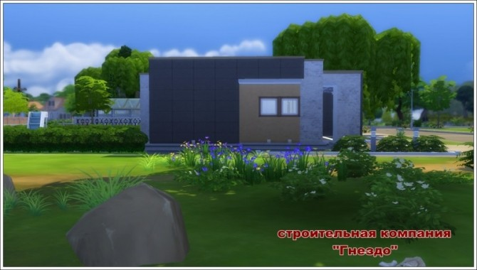 Tronic home at Sims by Mulena image 220 670x380 Sims 4 Updates