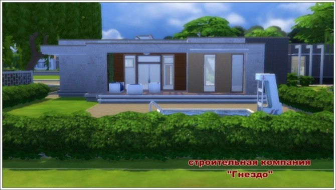 Tronic home at Sims by Mulena image 2211 670x380 Sims 4 Updates