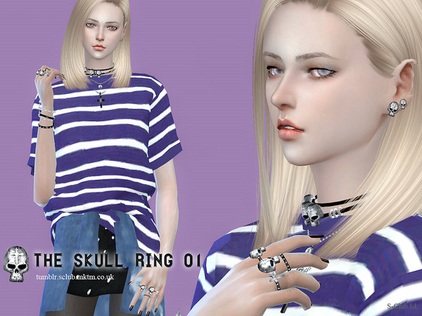 Ring N01 by S Club LL at TSR image 23 Sims 4 Updates