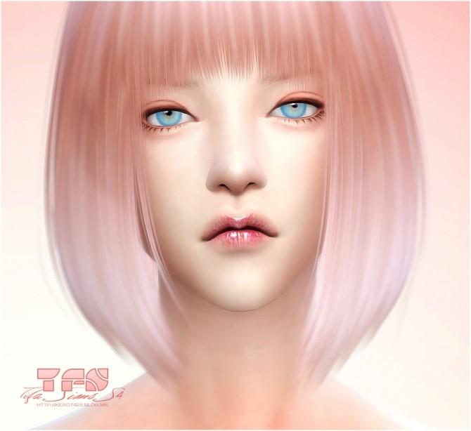 Sims 4 Lips N20 at Tifa Sims