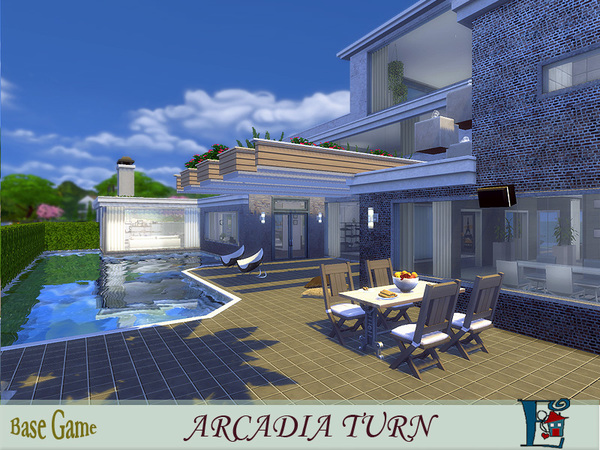 Arcadia Turn by evi at TSR image 2526 Sims 4 Updates