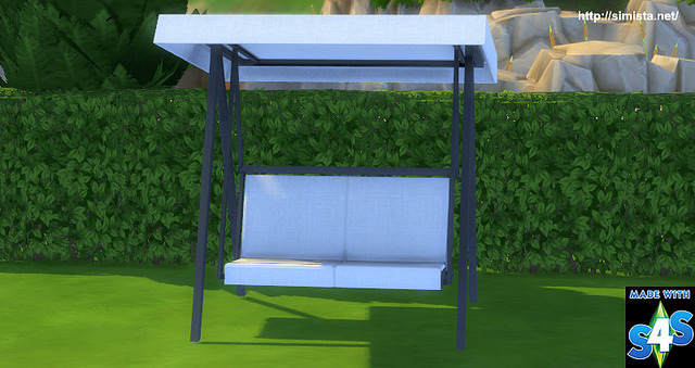 Shaded Seat at Simista image 2535 Sims 4 Updates