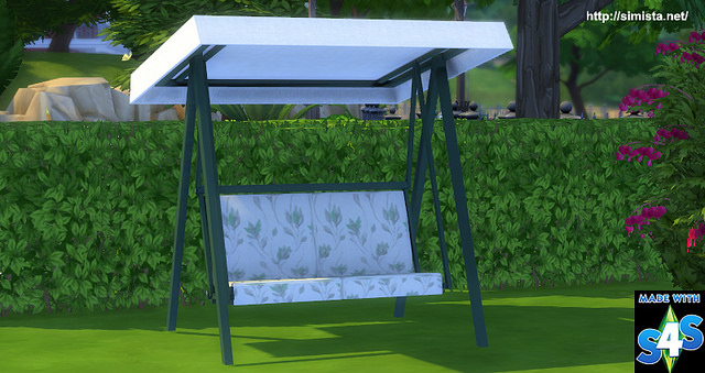 Shaded Seat at Simista image 2544 Sims 4 Updates