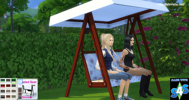 Shaded Seat at Simista image 2554 Sims 4 Updates
