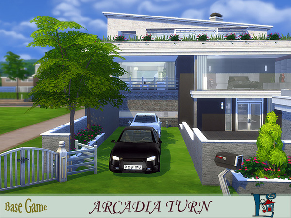 Arcadia Turn by evi at TSR image 2627 Sims 4 Updates