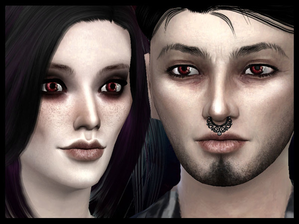 Sims 4 Tobman Eyes by AnniSamtpfoetchen at TSR
