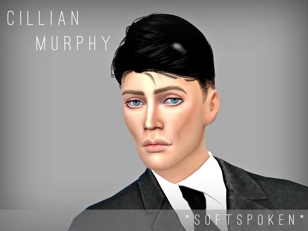 Cillian Murphy by Softspoken at TSR image 2713 Sims 4 Updates