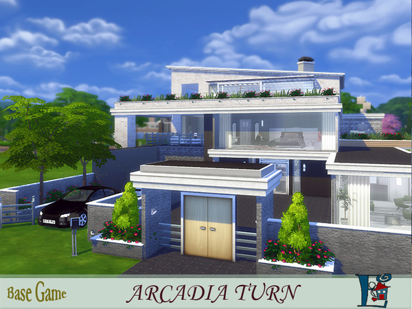 Arcadia Turn by evi at TSR image 2726 Sims 4 Updates