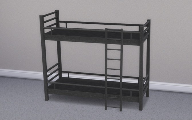 Hipster Loft Bunk Bed Amp Mattresses For Bunk Beds At