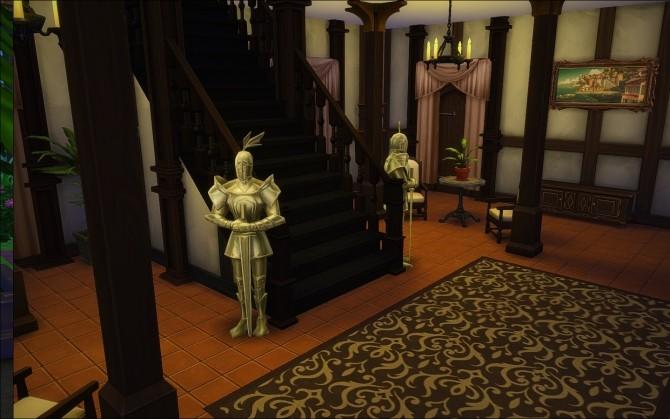 Sims 4 Blair Manor by Zagy at Mod The Sims