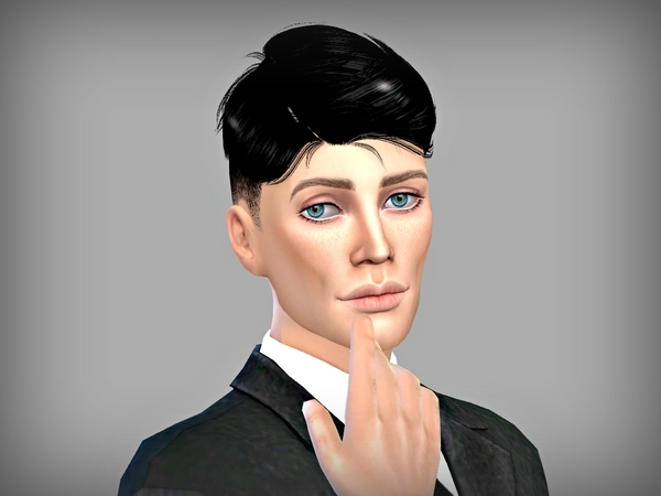 Cillian Murphy by Softspoken at TSR image 2912 Sims 4 Updates