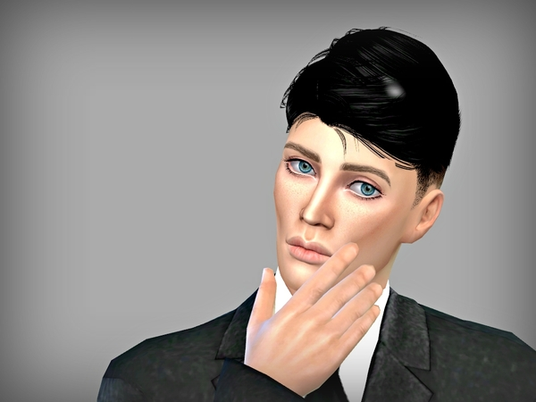 Cillian Murphy by Softspoken at TSR image 3013 Sims 4 Updates