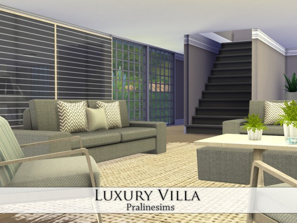 Luxury Villa by Pralinesims at TSR image 31 Sims 4 Updates
