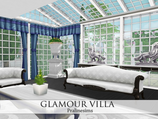 Glamour Villa by Pralinesims at TSR image 315 Sims 4 Updates