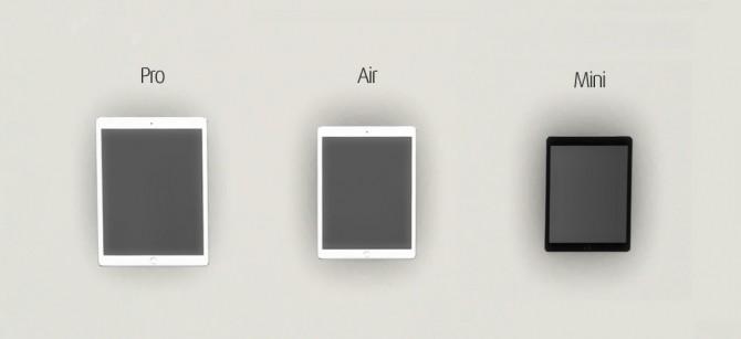 iPad Air, Pro and Mini at Paulean R image 3571 670x307 Sims 4 Updates