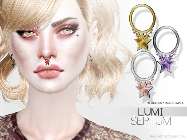 Sims 4 Lumi Septum by Pralinesims at TSR