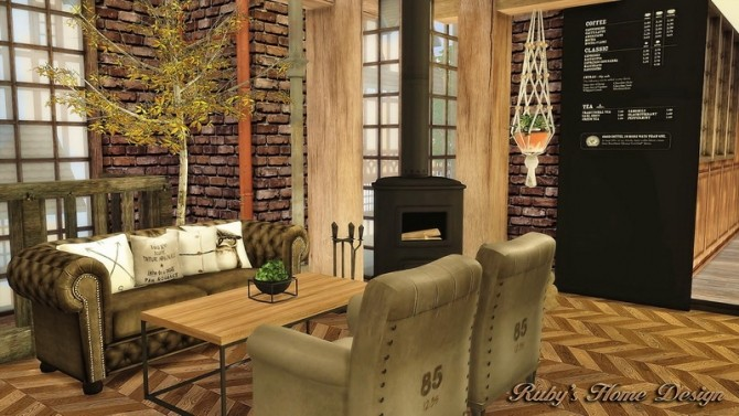 Jacobs Bakery & Pizzeria at Ruby's Home Design image 3881 670x377 Sims 4 Updates