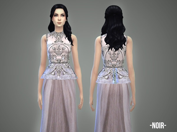 Sims 4 Soir Collection by April at TSR