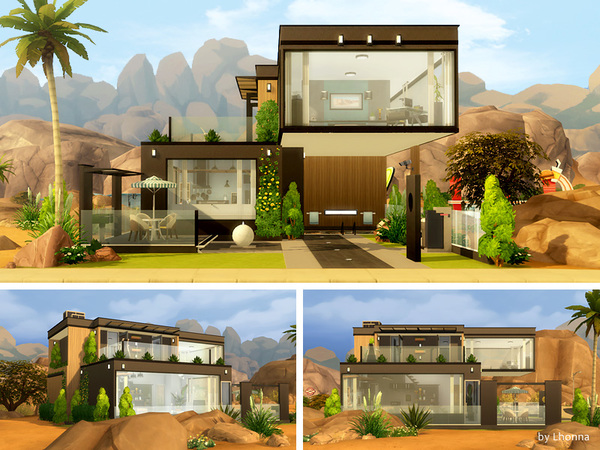 Container F.2 by Lhonna at TSR image 4517 Sims 4 Updates