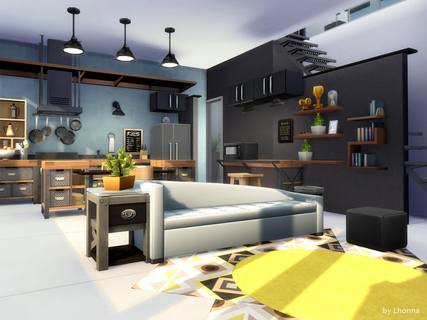 Container F.2 by Lhonna at TSR image 4616 Sims 4 Updates