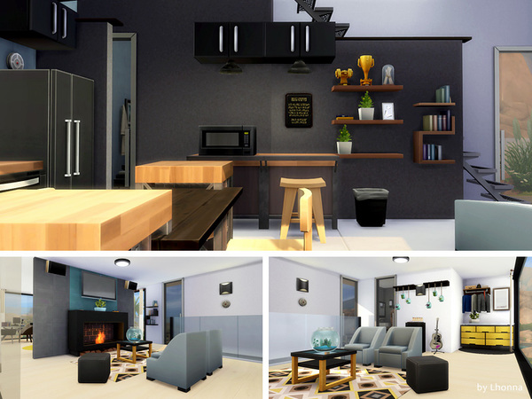Container F.2 by Lhonna at TSR image 4717 Sims 4 Updates