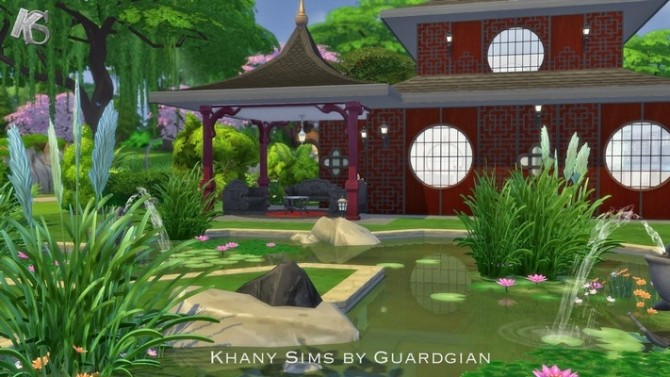 Spoon Jade Restaurant by Guardgian at Khany Sims image 54111 670x377 Sims 4 Updates