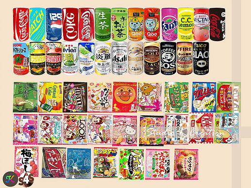 Skc Candy Set At Studio K Creation 187 Sims 4 Updates