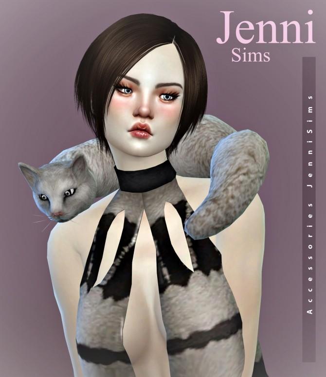 Sims 4 Acc. Cat Male/Female at Jenni Sims