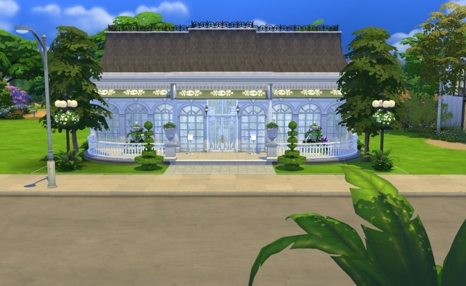Romantic restaurant by Ilona at My little The Sims 3 World image 6512 670x411 Sims 4 Updates